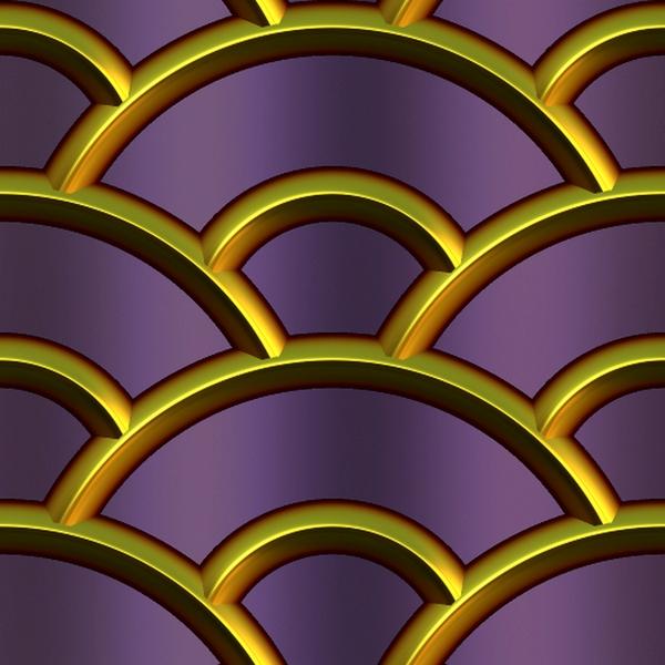 Gisoft Free Textures: Textures de vitrail GRATUIT
